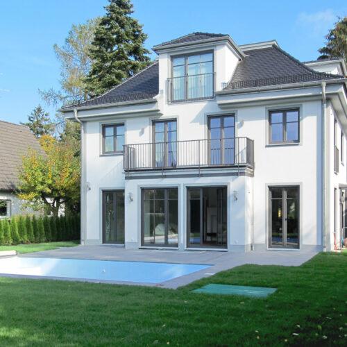 Einfamilienhaus   München-Solln   Baujahr 2015