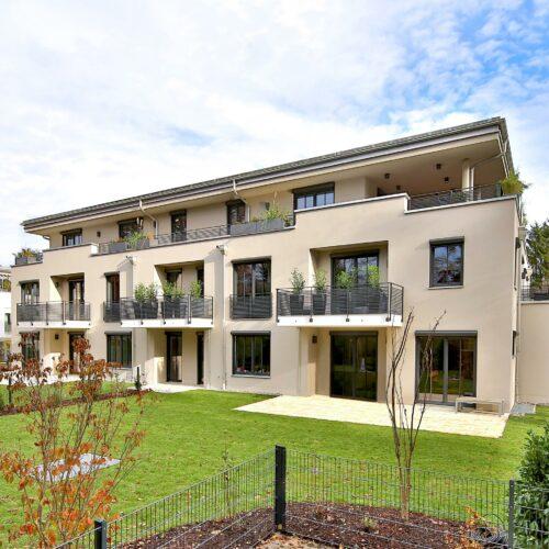 Mehrfamilienhaus | München-Solln | Baujahr 2016