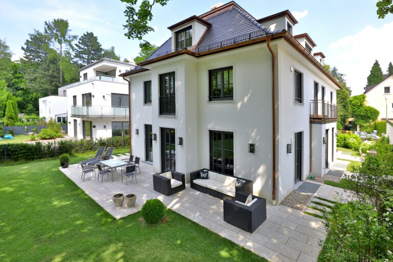 Einfamilienhaus   München-Denning   Baujahr 2017