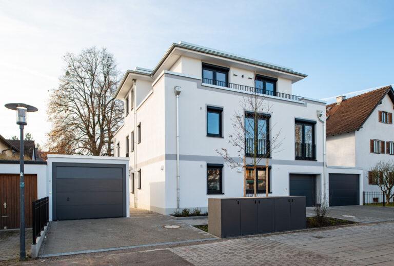 Mehrfamilienhaus   München-Untermenzing   Baujahr 2020