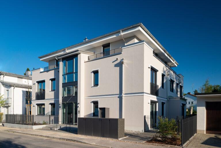 Mehrfamilienhaus   München-Solln   Baujahr 2020