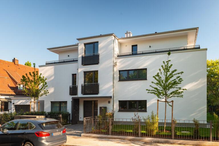 Mehrfamilienhaus   München-Pasing   Baujahr 2019