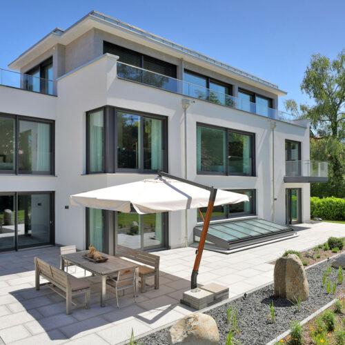 Einfamilienhaus   München-Bogenhausen   Baujahr 2019
